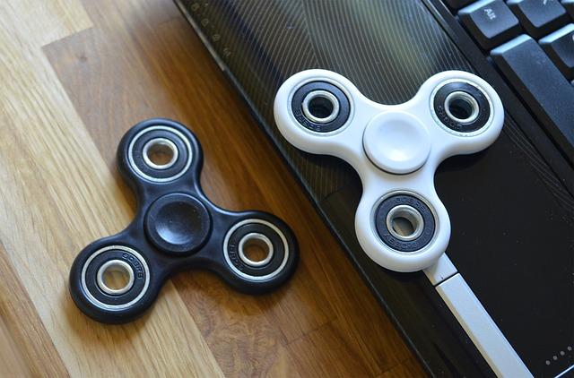 Spiner hračka