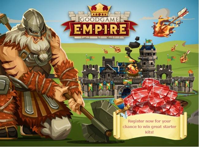 GoodGame-Empire hra