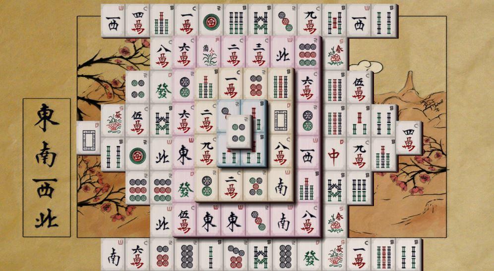 Mahjong hry zdarma klasický styl
